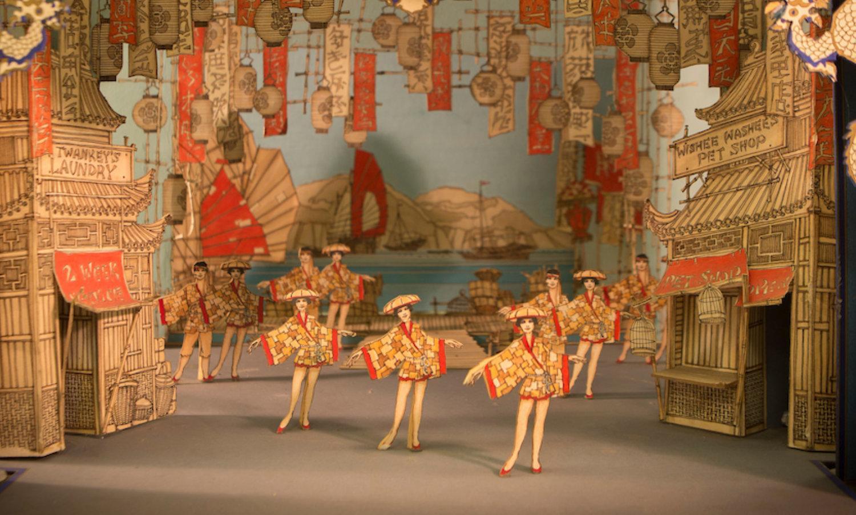 Pantomime Scene