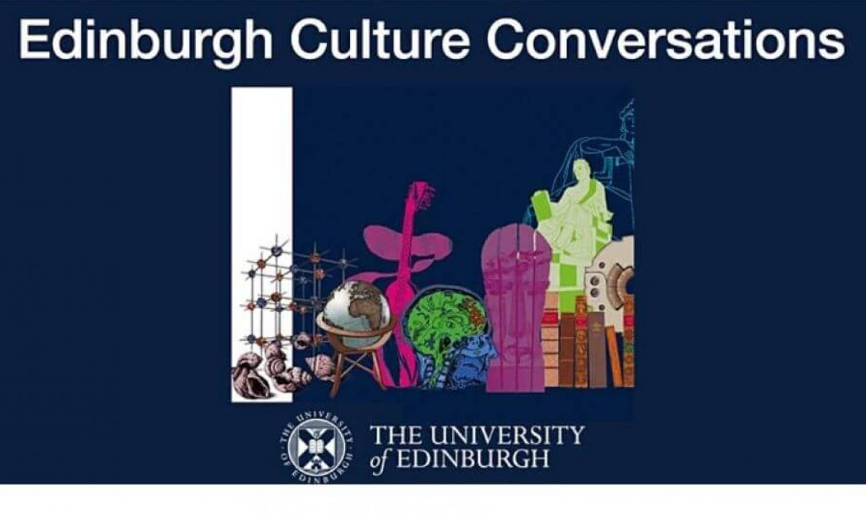 Edinburgh Culture Coversations logo
