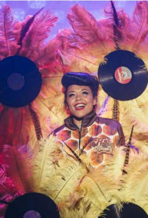 Hot Brown Honey at Edinburgh Festival Fringe. Image by: David Monteith Hodge